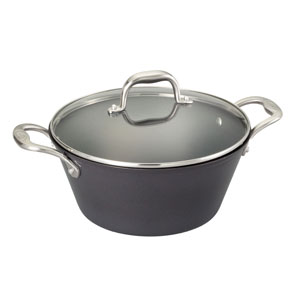5 quart enameled dutch oven