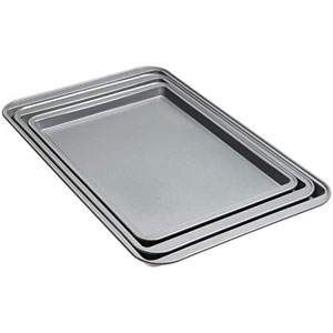 9x13 baking pan with rack