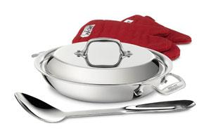 All Clad Braiser Best Kitchen Pans For You Www Panspan Com