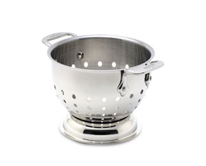 all clad strainer