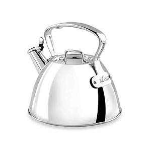 how to descale tea kettle
