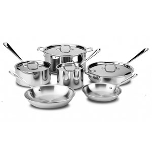 all clad cookware sets