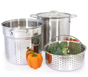 all clad multi pot