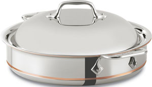 all clad 3 qt sauteuse