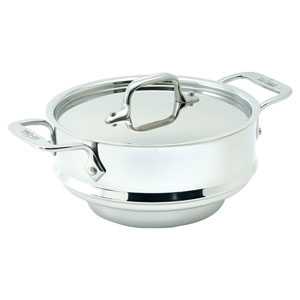 all clad 5 qt steamer