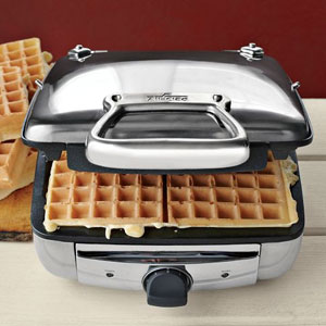 all clad belgian waffle makers