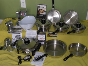 americraft cookware scam