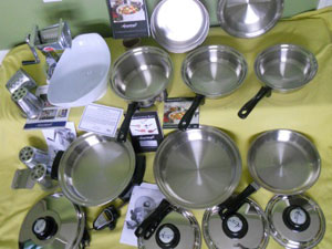 americraft cookware west bend wi