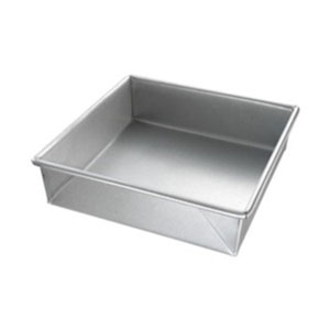 8x8 square baking pan