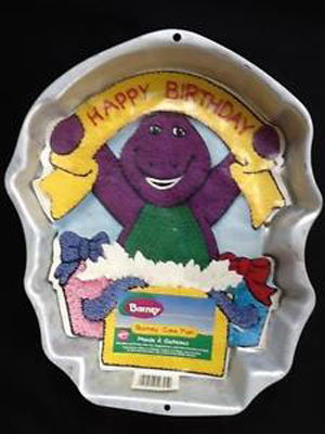 Barney Cake Pan Best Kitchen Pans For You Www Panspan Com