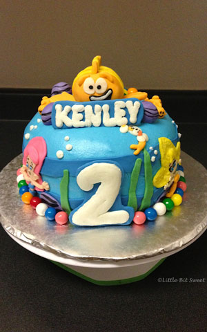 Bubble Guppies Cake Pan Best Kitchen Pans For You Www