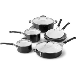 calphalon ceramic nonstick cookware review