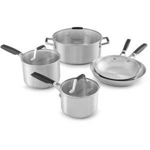 cuisinart stainless steel cookware reviews