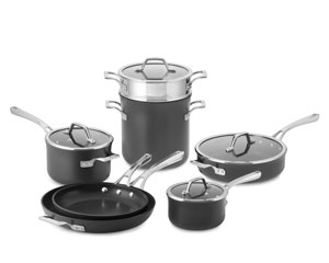 calphalon pots and pans