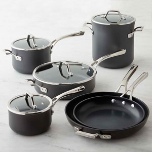 calphalon elite cookware