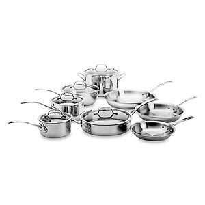 Calphalon Tri Ply Stainless Protect 2 1/2 Quart.