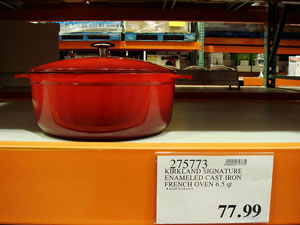costco fontignac cast iron