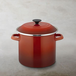le creuset pot rack
