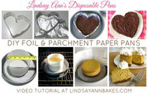 disposable sheet cake pans