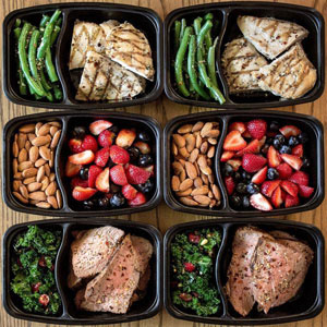meal containers for meal prep