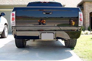 dodge d150 front roll pan