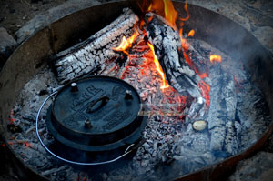 recipes for cast iron dutch oven camping