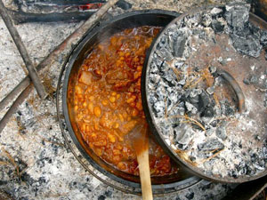 dutch oven recipes with charcoal
