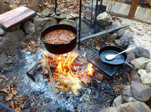 dutch oven campfire recipes