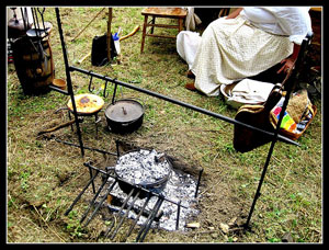 campfire dutch oven cobbler recipe
