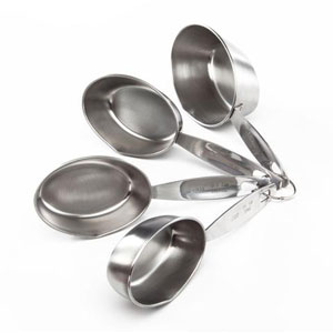 ekco stainless steel measuring cups