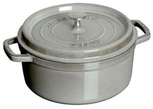 enamel coated stainless steel cookware