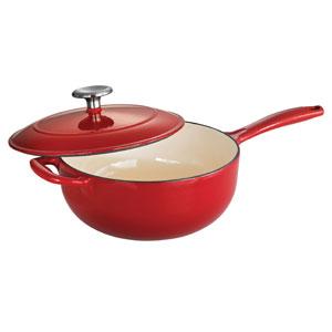 enameled cast iron skillet reviews