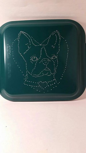 personalized cake pans with lids