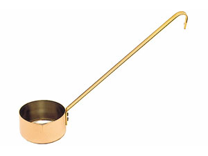 copper flambe pan