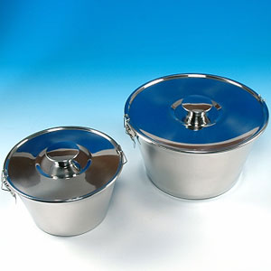 flan pan with lid