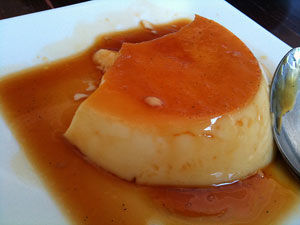 brazilian flan pan mold