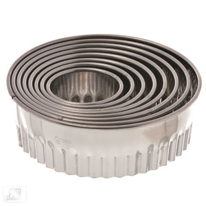 fluted pastry cutter wheel