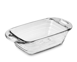 glass loaf pan sizes
