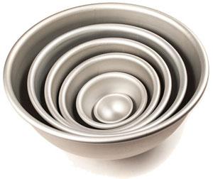 8 Inch Sphere Cake Pan