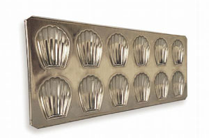 madeleine cookie pan walmart