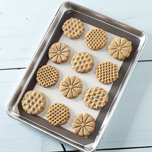 nordic ware cookie stamp recipes