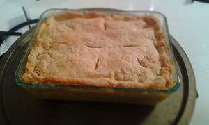 1 qt casserole with lid