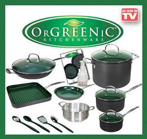 Orgreenic Cookware Set Best Kitchen Pans For You Www
