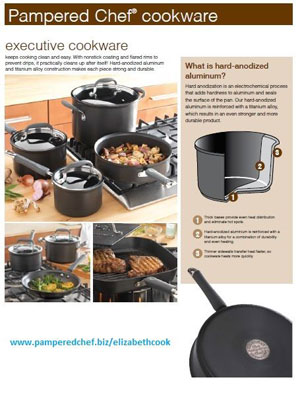 Pampered Chef Bakeware Best Kitchen Pans For You Www