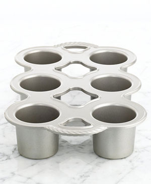 individual popover cups