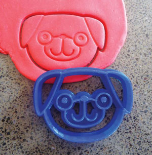 dog breed cookie cutter