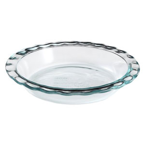 9 inch pyrex pie plate
