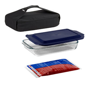 Pyrex Portable Carrier Best Kitchen Pans For You Www