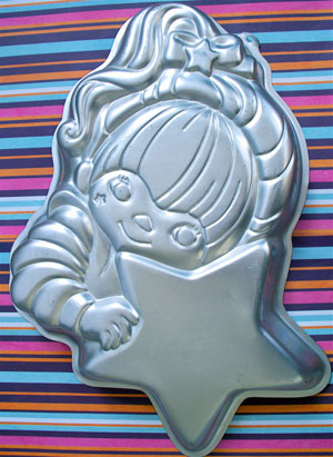 Rainbow Brite Cake Pan Best Kitchen Pans For You Www