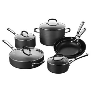 Simply Calphalon 10 Piece Best Kitchen Pans For You